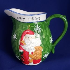 Panware Home Essentials Small Christmas Pitcher